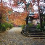 神蔵寺 11月13日
