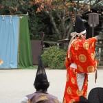 白峯神宮 伴緒社祭 11月