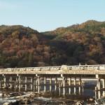 嵐山 11月25日