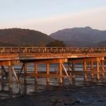 渡月橋 11月29日