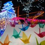 平安女学院 クリスマスイルミネーション