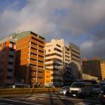 五条通からの虹