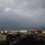 京都の時雨