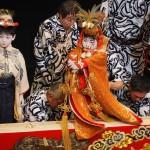 祇園祭創始1150年記念「祇園祭 記念フェスタ」 長刀鉾 稚児舞 12月