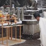 北野天満宮 初雪祭
