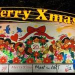 京都駅 クリスマスツリー 12月
