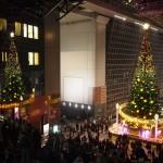 京都駅 クリスマス 12月