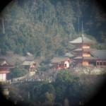京都タワーからの清水寺