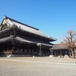 東本願寺 12月