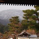 天龍寺からの北松尾山
