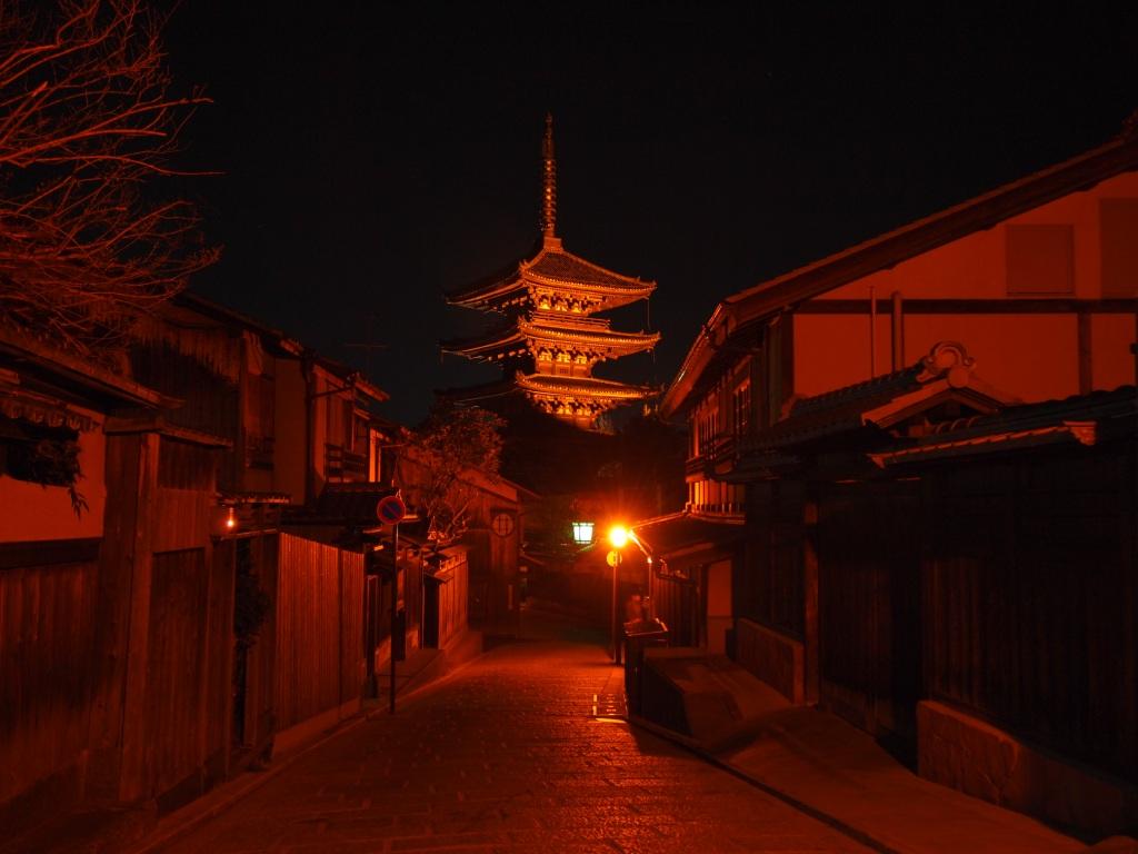 京都 大晦日の夜 2011年 | 京都...