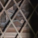 幸神社の猿