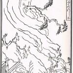 1662年 寛文近江若狭地震 土砂崩れ