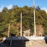 喪山(岐阜県美濃市)