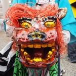 県神社 初県祭 1月