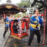恵美須神社 宝恵かご