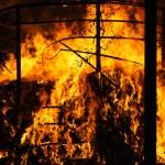 吉田神社 火炉祭 2月