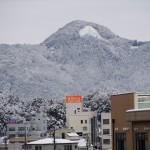 福知山市 姫髪山の丹波大文字