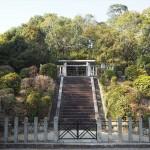 文徳天皇陵