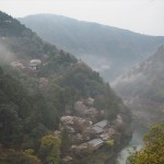 嵐山公園 亀山地区 3月