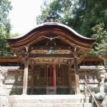 玉津岡神社 拝殿