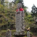 平地地蔵(京丹後市) 4月
