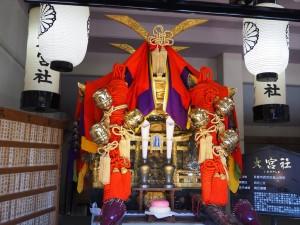 大宮社 神輿