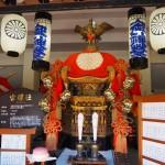 宗像社 神輿