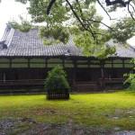 雨の青蓮院