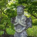 広沢池 石仏