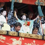祇園祭 前祭・曳き初め 7月