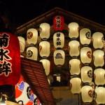 祇園祭 12日の宵山 7月