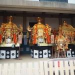 八坂神社 神輿 7月