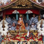 祇園祭 前祭山鉾巡行 注連縄切り 7月