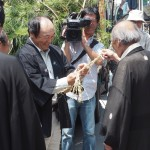 祇園祭 松取式 7月