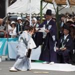 祇園祭 後祭・山鉾巡行 くじ改め 7月
