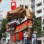 祇園祭 後祭・山鉾巡行 7月