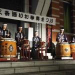 祇園祭 還幸祭 丹波八坂太鼓 7月