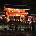 祇園祭 24日の御神霊渡御祭 7月