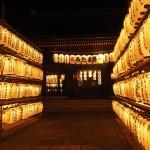 京都霊山護国神社 みたま祭 8月