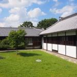 京都御苑 閑院宮邸跡 8月