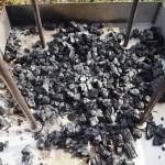 「法」の消し炭