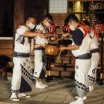 小山郷六斎念仏踊り
