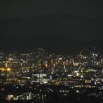 小倉山からの夜景