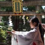 市比賣神社 重陽祭