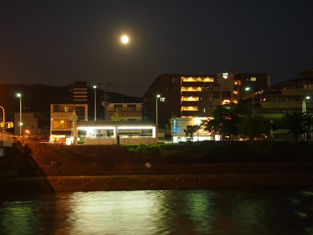 円山公園の中秋の名月 八坂神社 観月祭 | 京都旅屋 ~気象予報 ...