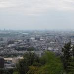 天王山からの眺め 9月