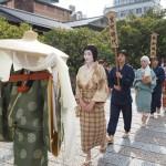 安井金比羅宮 櫛祭り 9月