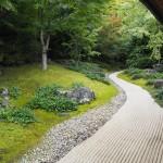 大河内山荘庭園 9月