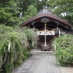 梨木神社 9月
